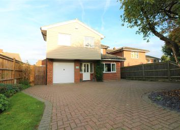 Thumbnail 4 bed detached house for sale in Wrotham Road, Meopham, Kent
