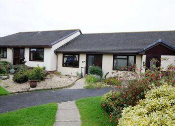 Thumbnail 2 bed terraced bungalow for sale in Heard Close, Hartland, Bideford, Devon