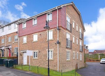 Thumbnail 2 bed flat for sale in House Meadow, Ashford, Kent