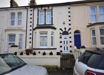 Thumbnail 3 bedroom terraced house to rent in Waterloo Road, Gillingham