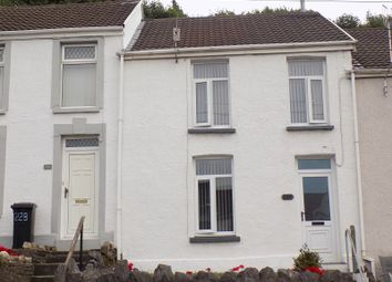 Thumbnail 2 bed terraced house for sale in Old Road, Neath, Neath Port Talbot.