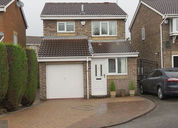 Thumbnail 3 bed detached house to rent in 51 Meadow Croft, Edenthorpe, Doncaster