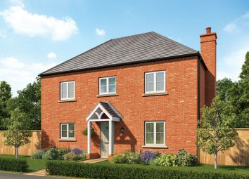 Thumbnail 4 bed detached house for sale in The Moreton 2, Greenlakes Rise, Houghton Conquest