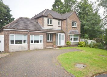 Thumbnail 4 bed detached house to rent in Kirkland Park, Strathaven, South Lanarkshire