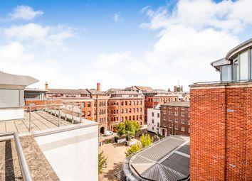 Thumbnail 2 bedroom flat for sale in One Fletcher Gate, Nottingham