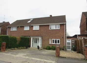 Thumbnail 3 bedroom semi-detached house for sale in Cyntwell Crescent, Cardiff