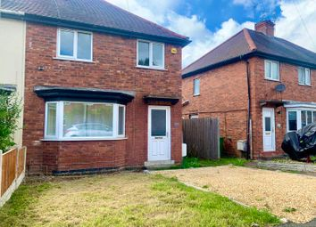 Thumbnail 3 bed property to rent in Hawksford Crescent, Wolverhampton