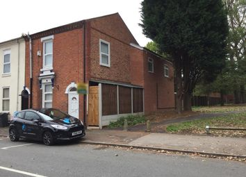 Thumbnail 5 bed end terrace house to rent in Clifton Road, Balsall Heath, Birmingham