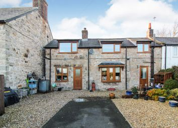 Thumbnail 2 bed cottage for sale in Church Lane, Gwernaffield