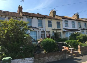 Thumbnail 2 bed terraced house for sale in Athelstan Road, Hastings