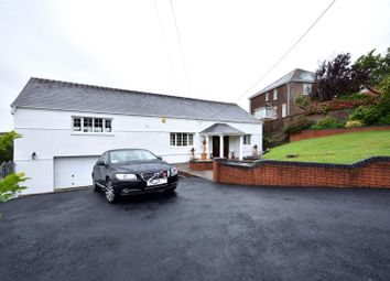 Thumbnail 4 bed detached house for sale in Bronallt Road, Pontarddulais, Swansea
