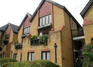 Thumbnail 2 bed flat to rent in Nairn Court, 7 Trinity Road, London