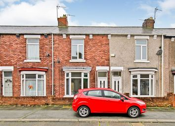 Thumbnail 3 bed terraced house to rent in Lanark Terrace, Ferryhill