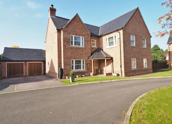 Thumbnail 5 bed detached house for sale in The Woodlands, Hutchinson Road, Newark