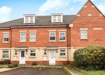 Thumbnail 3 bed terraced house for sale in Aphelion Way, Shinfield, Reading
