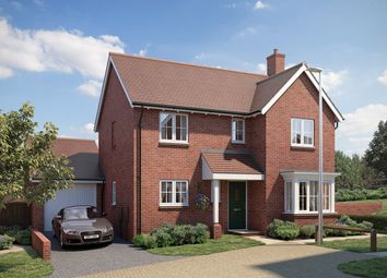 """Thumbnail 3 bedroom property for sale in """"The Kennet"""" at Monks Road, Earls Colne, Colchester"""