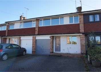 Thumbnail 3 bed terraced house for sale in Price Road, Leamington Spa
