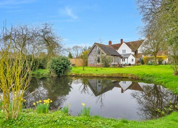 Thumbnail 4 bed terraced house to rent in Groton, Sudbury, Suffolk
