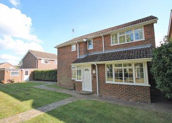 Thumbnail 4 bed detached house for sale in Hormare Crescent, Storrington, Pulborough