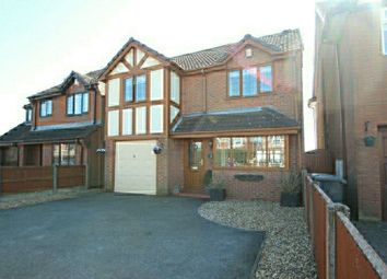 Thumbnail 4 bedroom detached house for sale in High Street, Newchapel, Stoke-On-Trent