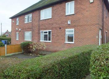 Thumbnail 2 bedroom flat to rent in Burslem, Off High Lane, Stoke-On-Trent
