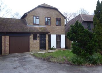 Thumbnail 3 bed detached house to rent in Bridger Way, Crowborough