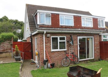 Thumbnail 3 bed semi-detached house to rent in Tintern Crescent, Reading