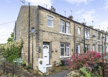 Thumbnail 1 bed end terrace house for sale in Field Top, Brighouse, West Yorkshire