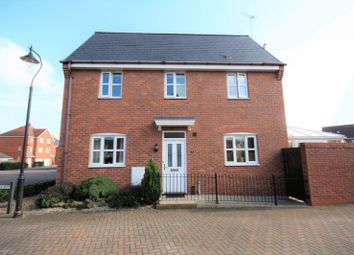 Thumbnail 3 bed detached house for sale in 1 Oaklands Court, Crewe