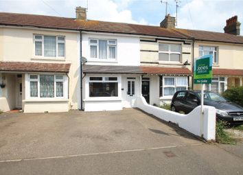 Thumbnail 2 bed terraced house for sale in Penhill Road, Lancing, West Sussex