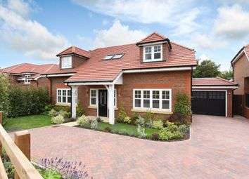 Thumbnail 4 bed detached house for sale in Birch Grove, Potters Bar