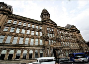 Thumbnail 1 bed flat for sale in 95 Morrison Street, Glasgow