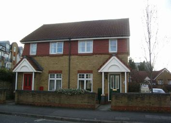 Thumbnail 2 bed property to rent in Lind Road, Sutton