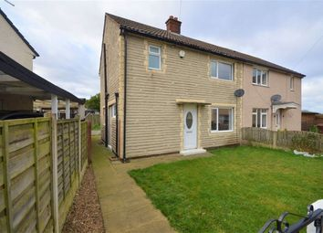 Thumbnail 3 bed semi-detached house to rent in Holmfield Close, Pontefract