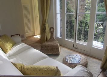 Thumbnail 1 bed flat to rent in Lower Addison Gardens, Holland Park, London