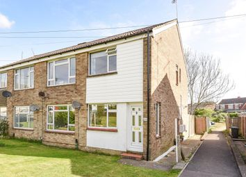 Thumbnail 2 bed flat for sale in Sherborne Way, Hedge End, Southampton