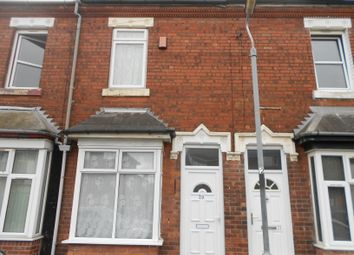 Thumbnail 2 bed terraced house for sale in Clinton Street, Birmingham