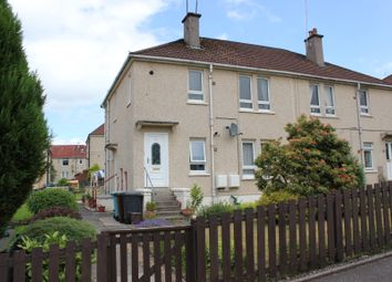 Thumbnail 1 bed flat for sale in Johnston Ave, Kilsyth