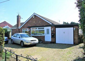 Thumbnail 3 bed detached bungalow for sale in Edenham Road, Hanthorpe, Bourne, Lincolnshire