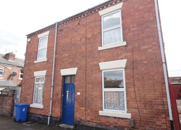 Thumbnail 2 bed terraced house to rent in Crosby Street, Derby