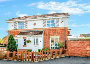 Thumbnail 3 bed detached house for sale in Arthurs Gardens, Hedge End, Southampton
