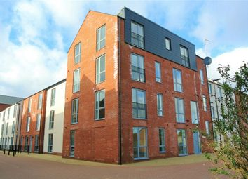 Thumbnail 2 bed flat for sale in Ridge House, 18 Wherrys Court, Bourne, Lincolnshire