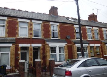 Thumbnail 2 bed terraced house for sale in Coronation Road, Birchgrove, Cardiff.