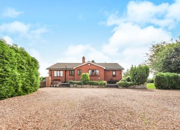 Thumbnail 4 bed bungalow for sale in Wistow Lordship, Selby