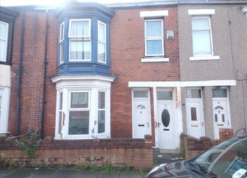 Thumbnail 3 bedroom flat to rent in Julian Street, South Shields