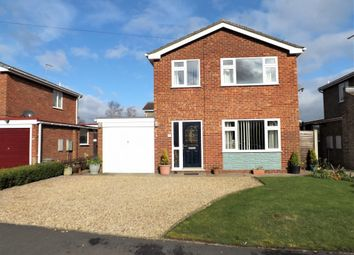 Thumbnail 3 bed detached house for sale in Western Avenue, Holbeach, Spalding