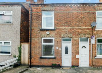 Thumbnail 2 bed end terrace house for sale in Russell Street, Long Eaton, Nottingham