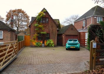Thumbnail 3 bed detached house for sale in Rugby Road, Coventry