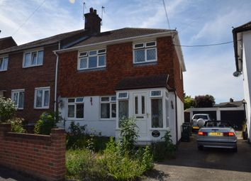 Thumbnail 3 bedroom semi-detached house for sale in Albert Road, Wilmington, Dartford