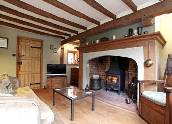 Thumbnail 2 bedroom semi-detached house for sale in The Wells, Lower Street, Haslemere, Surrey